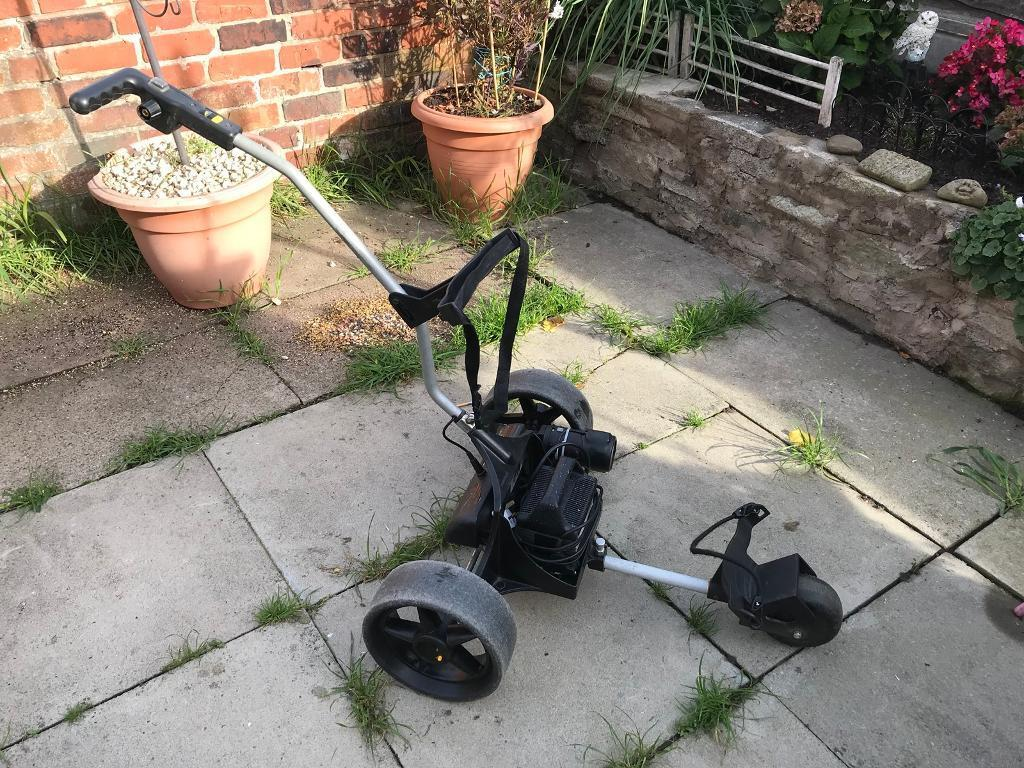 POWAKADDY CLASSIC LEGEND GOLF TROLLEY AND PARTS | in Stockport, Manchester  | Gumtree