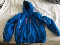 Blue Nevica Ski Jacket Large