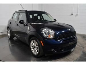 2013 MINI Cooper Countryman S AWD CUIR TOIT PANO MAGS