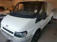 2004 FORD TRANSIT SWB 2.0 DIESEL VAN TAKEN IN PART EX NON RUNNER STILL HAS MOT