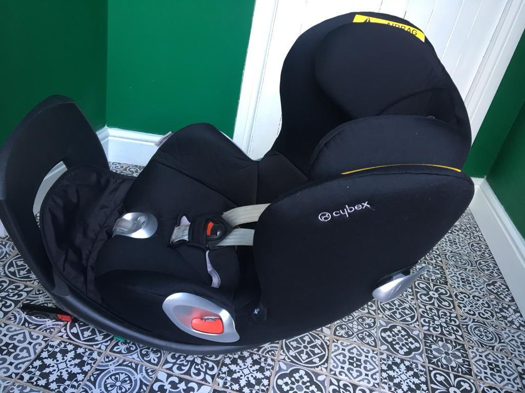 Cybex Sirona ERF Car Seat Extended Rear Facing