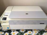 HP Photosmart C4580 Printer/ Scanner/ Copier Wireless