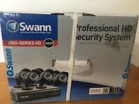 Swann DVR8-4600 - 8 Channel HD-1080p 1TB DVR + 6x PRO-A855 Cameras CCTV