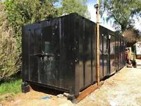 Container with kitchenette £2150