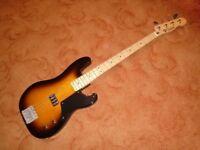 Fender 4 String Bass