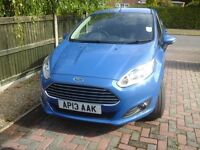 Ford Fiesta Zetec eco-boast-in immaculate condition inside and out