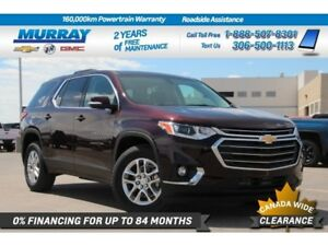 2018 Chevrolet Traverse LT AWD *7 PASSENGER,REMOTE START,POWER L