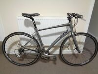 Giant Hybrid Bicycle - Medium Frame