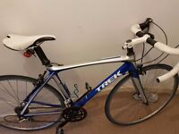 Trek Madone 5.2 road / racing bike - full carbon frame.
