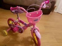 """Kids Peppa Bike 11"""""""