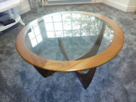 G-Plan Astro Round Coffee Table