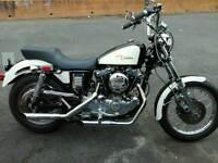Harley Davidson XLH sportster