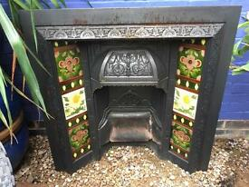 Fireplace - original Victorian