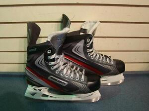 BAUER -- PATINS DE HOCKEY -- 518486