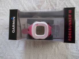 Garmin Forerunner10 fitness watch
