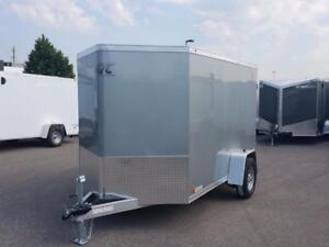 ATC Raven 6x10 Enclosed Trailer - 09782