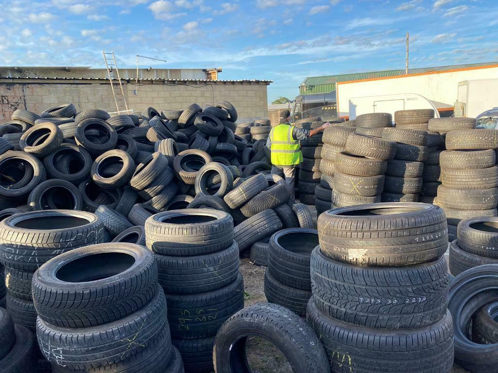 Part Worn 13 inch to 20 inch Tyres and