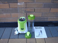 Breville Active Blender with two bottles, New , unused.