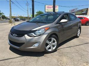 2013 Hyundai Elantra GLS 4 NEW TIRES MAGS MOONROOF