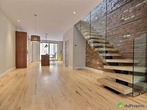 694 000$ - Maison 2 étages à vendre à Le Plateau-Mont-Royal