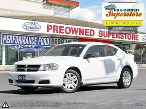 2013 Dodge Avenger ***clean carproof***
