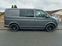 EXCELLENT CONDITION VW T6 Transporter FOR SALE