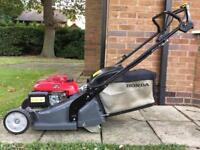 "Honda HRX426QX 2013 17"" Self Propelled Lawnmower"