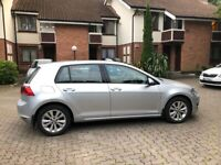 Volkswagen, GOLF, Hatchback, 2014, Manual, 1598 (cc), 5 doors