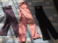 Girly skinny leg trousers, jeans H&M Debenhams
