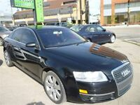 2007 Audi A6 3.2 QUATTRO 2 OWNER CAR/NAVIGATION/LEATHER/ALLOYS