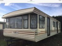 2 bed mobile home for rent on a small quite site in Wisbach £450pmc