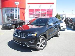 2016 Jeep Grand Cherokee LIMITED NAVI + TOIT OUVRANT