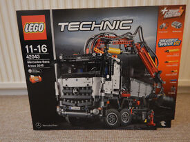 Lego Technic Mercedes Benz