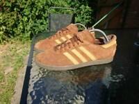 Adidas tobacco UK size 9