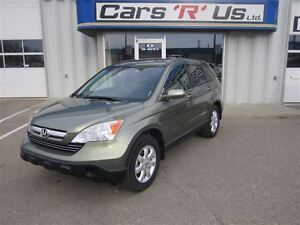 2008 Honda CR-V EXL AWD HEATED LEATHER MN ROOF 48K!
