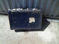 Old Retro Travel Suitcase Travel Case - £15each or 2 for £25