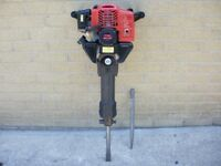 Portable Petrol Jack Hammers, kango, concrete drill, demolition jackhammer, mobile rock breaker pick
