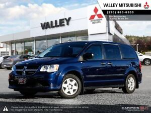 2012 Dodge Grand Caravan SE/SXT - LOW KM, NO ACCIDENTS, BLUETOOT