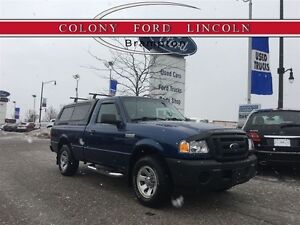 2009 Ford Ranger JUST TRADED IN, 5-SPD, TOW PKG!