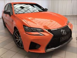 2016 Lexus GS F Fully Optioned Performance.