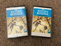 The Witches Revenge by Nigel Hinton on 2 cassettes.