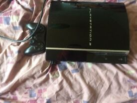 1tb PlayStation 3 and games