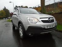 Opel/vauxhall Antara 2.0 Lt Diesel ( commercial vehicle)...........NO VAT........