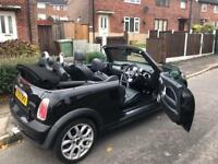 Mini Cooper super charger convertible