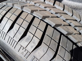 Goodyear 205/55R16 Tyre with steel wheel in good condition