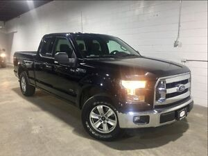 2015 Ford F-150 XLT! CLEAN CARPROOF! BACK UP CAM!