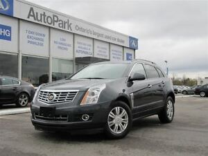 2013 Cadillac SRX Sunroof| Alloys| Heated leather