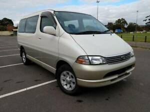 '98 Toyota Granvia Grand Hiace Wheelchair Scooter Lift Slide Out Seat Marion Marion Area Preview