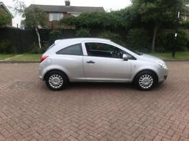 Vauxhall Corsa 1litre 60 reg with full MOT