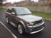 Range Rover Sport 2.7 Hse. Full 2012 autobiography upgrade